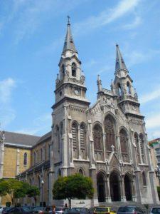 iglesia termitas