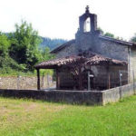 Una plaga de carcoma en Bizkaia obliga a restaurar la ermita de Santa Ana