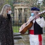 Guitarra de Iparragirre restaurada por plaga de carcoma
